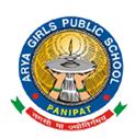ARYA GIRLS PUBLIC SCHOOL PANIPAT